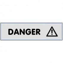 Plaque signalétique Danger