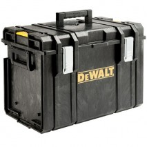 Mallette TOUGH SYSTEM Grande contenance / 550 x 366 x 408 mm DEWALT