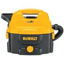 Aspirateur eau & poussières sur secteur ou batterieNon compatible avec les batteries XR DEWALT