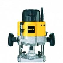Défonceuse réglage micrométrique 8-12,7mm Plongée 70mm 2300W DEWALT