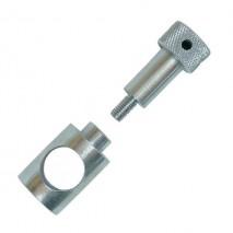 2 gabarits de perçage pour gond ING FIXATIONS simple volet