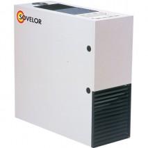 Chauffages air pulsé fixes avec brûleurs fuel à combustion indirecte