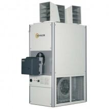 Gamme SF SOVELOR - Chauffages fixes air pulsé avec ou sans brûleur fuel ou gaz de 46.5 à 1163 KW