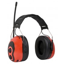 Casque antibruit électronique radio am/fm - SNR28db Delta+ PIT-RADIO