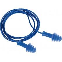 6 paires bouchons d'oreilles thermoplastique - SNR29db Delta+