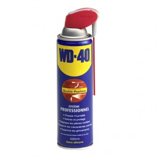 WD-40 Système Professionnel SMART 500 ml