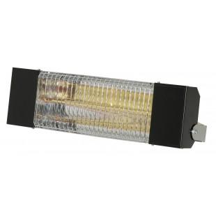 Chauffages infrarouges halogènes à quartz à suspendre - indice de protection IPX5  - 6 modèles de 1.5 à 4.5 KW