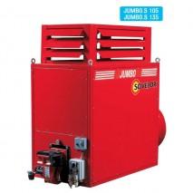 Chauffages air pulsé brûleurs fuel ou gaz - Sovelor Gamme Jumbo.S