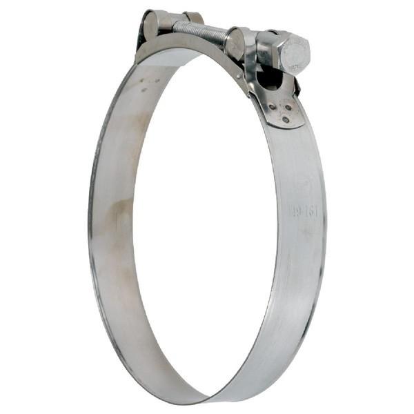 Ace sachet 1 collier de serrage tourillons inox w4 - Collier de serrage inox ...
