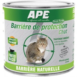 Ape r pulsif anti chat barri re protection naturelle for Repulsif chat exterieur ultrason