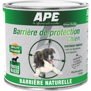 Ape r pulsif anti chien barri re protection naturelle for Repulsif exterieur chien