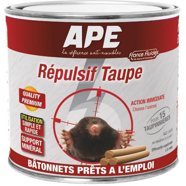 ape r pulsif taupe barri re de protection taupe 55 b tonnets. Black Bedroom Furniture Sets. Home Design Ideas