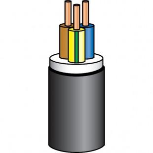 Dhome | touret câble électrique U-1000 R2V noir mètré 2G 1.5 mm² 300 m