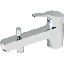 Mitigeur bain douche mon collection Slimline 2 Ideal Standard Porcher