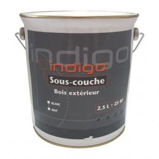 Indigo   Sous Couche Bois Extérieur 2.5L