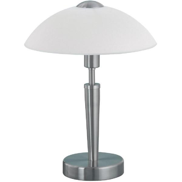eglo lampe sensitive touch solo. Black Bedroom Furniture Sets. Home Design Ideas