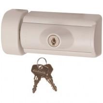 Verrou de fenêtre indémontable Securit'Lock pour collectivités