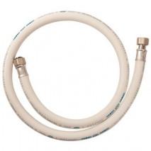 Flexible armé gaz naturel en caoutchouc blanc pour appareils domestiques