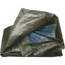 Bâche pro indéchirable en polyéthylène tissé