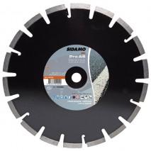 Disque diamant Sidamo Pro AS - Tronçonnage asphalte à sec ou à eau