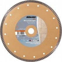 Disque diamant Sidamo Pro Céram - Matériaux de décoration extérieure