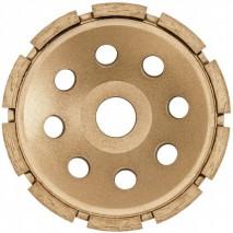 Disque diamant Sidamo Diamcup SC - Surfaçage béton à sec ou à eau