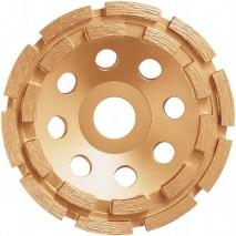 Disque diamant Sidamo Diamcup DC - surfaçage à sec ou à eau du béton