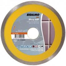 Disque diamant Sidamo Pro HF - Coupe matériaux décoration intérieure