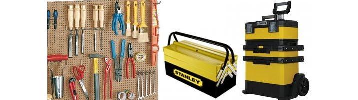 Rangement d'outils