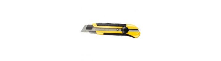 Cutters et couteaux