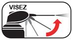 WD-40 Système Professionnel 500 ml tube prolongateur inclinable